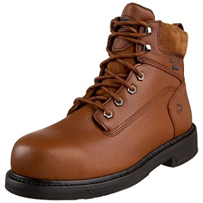 Wolverine Men's W02564 Durashock Boot, Brown, 7 M US