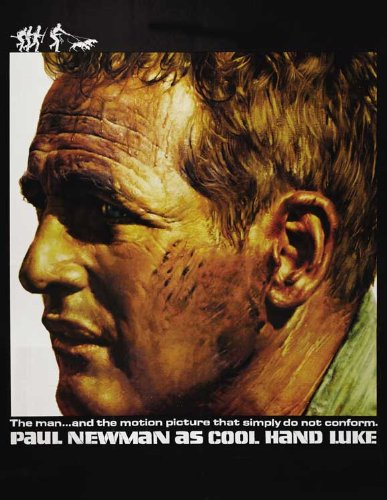 Cool Hand Luke Poster Movie I 11x17 Paul Newman George Kennedy J.D. Cannon St...