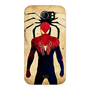 Ready For Web Back Case Cover for Micromax Canvas 2 A110