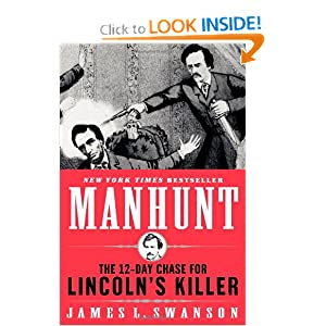 manhunt  movie lincoln