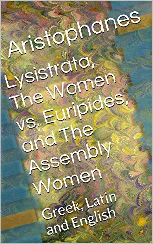 lysistrata work essay