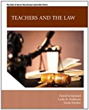 img - for Teachers and the Law (9th Edition) (Allyn & Bacon Educational Leadership) by Schimmel, David, Stellman, Leslie R., Conlon, Cynthia K., Fi (2014) Paperback book / textbook / text book