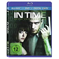 In Time - Deine Zeit l�uft ab [Blu-ray + DVD + Digital Copy]