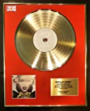 Jessie J Cd Gold Disc Record Limited Edition/Who You Are