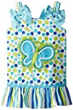 Youngland Baby Girls' Butterfly Applique Sundress