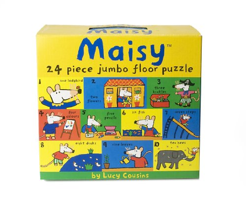 Paul Lamond Games - Puzzle de suelo Maisy de 24 piezas (PLG1020)