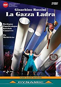 Gioachino Rossini: La gazza ladra (Rossini Opera Festival) [DVD] [Import]
