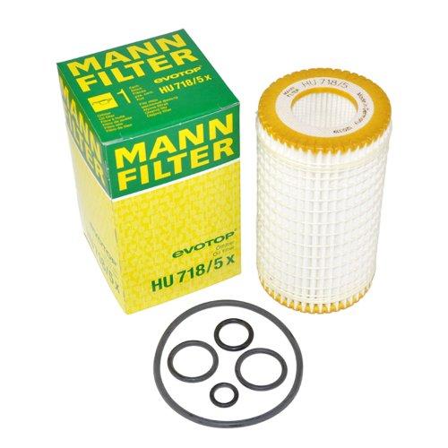 mercedes-benz-engine-oil-filter-fleece-mann-filter-oem-hu71-8-5x-2006-2007-c230-2001-2005-c240-1998-