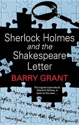 Sherlock Holmes and the Shakespeare Letter (Sherlock Holmes Mysteries (Severn))