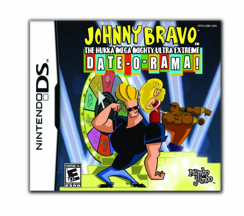 Johnny Bravo - Nintendo DS - 1