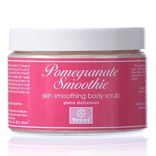 Treat Pomegranate Smoothie Body Scrub