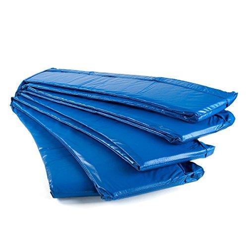 ampel 24 trampolin randabdeckung rei fest 100 uv best ndig blau passend f r 305 cm. Black Bedroom Furniture Sets. Home Design Ideas