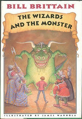 The Wizards and the Monster PDF