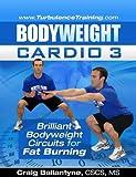 Turbulence Training Bodyweight Cardio 3 Workout Program