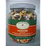 Archer Farms Monster Trail Mix 36 oz (2lb 4oz.) by Monster Trail Mix