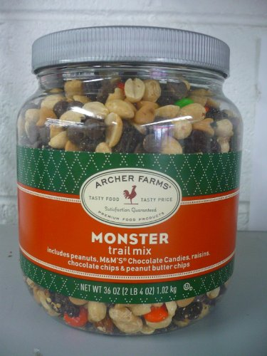 Archer Farms Monster Trail Mix by Monster Trail Mix