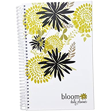 bloom daily planners Navy Chevron Planner - Academic Year or Calendar Year