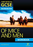 img - for Of Mice and Men: York Notes for GCSE Workbook book / textbook / text book
