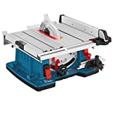 Bosch GTS 10XC 110 Volt Table Saw with Sliding Carriage