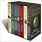 A Game of Thrones The Story Continues The Complete Box Set of 7 Books The Story Continues (Set of 7 Books) (Paperback)