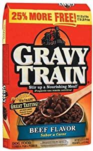 Gravy Train Dry Dog Food 17.6lb
