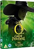 Oz : The Great & Powerful [Blu-ray] Disney Villains O-Ring Slipcover Edition UK Import (Region Free) Disney Classics #51