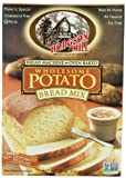 Hodgson Mill Wholesome Potato Bread Mix, 16-Ounce Boxes (Pack of 6)