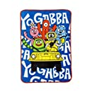 Yo Gabba Gabba Ultra Soft Toddler Blanket