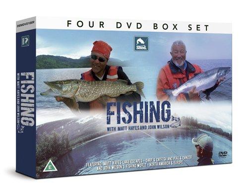 Fishing With John Wilson & Matt Hayes [DVD]