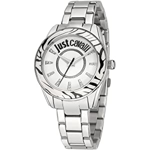 Just Cavalli R7253594502 Women's Style White Dial Watch