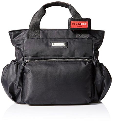 SOS Diaper Bag, Black