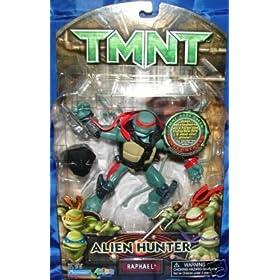 Tmnt Alien Hunter Raphael 2007