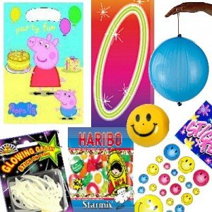 PRE FILLED Peppa Pig PREMIUM Party Bag (Mixed Toys)
