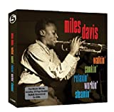 Davis, Miles Walkin,Cookin,Relaxin,Workin & Steamin Mainstream Jazz