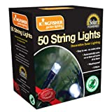 50 LED Solar String Lights