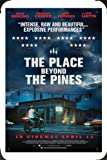 Place Beyond The Pines Ver7 Metal Poster Movie Tin Plate Sign 8