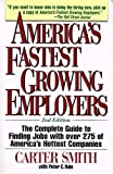 America's Fastest Growing Employers (1558503978) by Smith, Carter