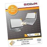 """atFoliX FX-Antireflex Displayschutzfolie f�r Acer Aspire Onevon """"Displayschutz@FoliX"""""""