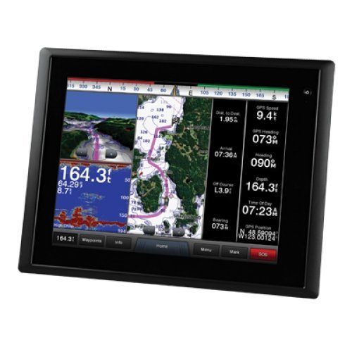 GARMIN GPSMAP 8215 System, MFG# 010-01018-01, 15