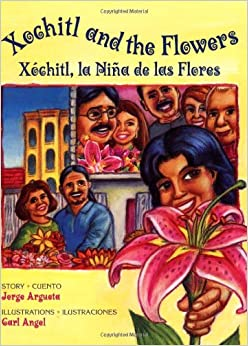 Xochitl and the Flower...