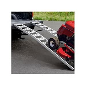 Amazon.com: Truck Loading Portable Lightweight Ramps Set 1 ...