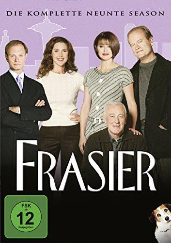 Frasier - Die neunte Season [4 DVDs]