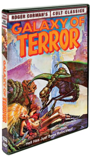Cover art for  Galaxy Of Terror (Roger Corman's Cult Classics)