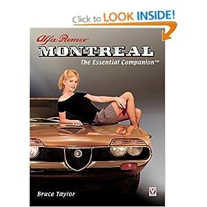 Alfa Romeo Montreal (Essential Companion Series)