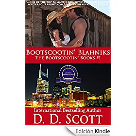 Bootscootin' Blahniks (The Bootscootin' Books Book 1) (English Edition)