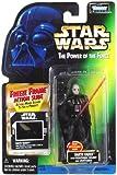 Star Wars POTF2 Power of the Force Freeze Frame Darth Vader w/ Removable Helmet and Lightsaber