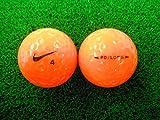ロストボール ランク2 高品質ロスト NIKE ナイキ PD/LONG 14年モデル アスレチックオレンジ 1個 ゴルフボール