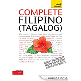 Complete Filipino (Tagalog): Teach Yourself (Complete Languages) (English Edition)
