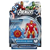 Tornado Blade Iron Man Avengers Assemble S.H.I.E.L.D. Gear Action Figure