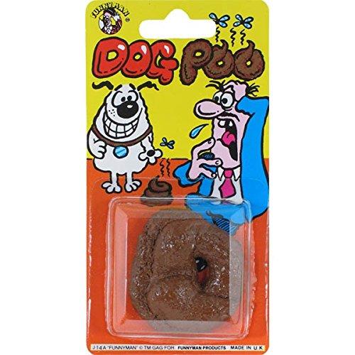 Mini fausse crotte - Faux caca chien et chat - Farces et attrapes - Farce crote